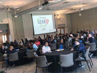 Gear Up programme d'aide aux études pour adolescents placés ou SDF